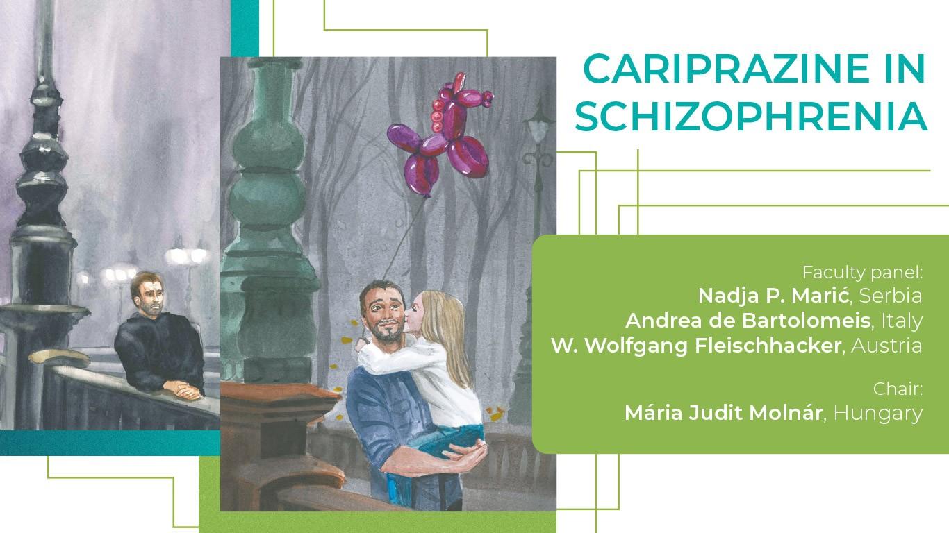 SYMPOSIUM REPORT: CARIPRAZINE IN SCHIZOPHRENIA
